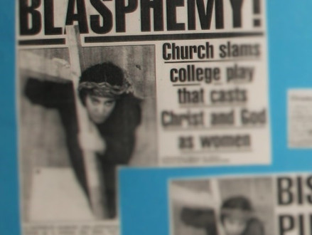 True Story: The Fourteen Stations of Blasphemy