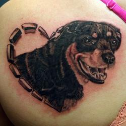 Mike's Tattoos