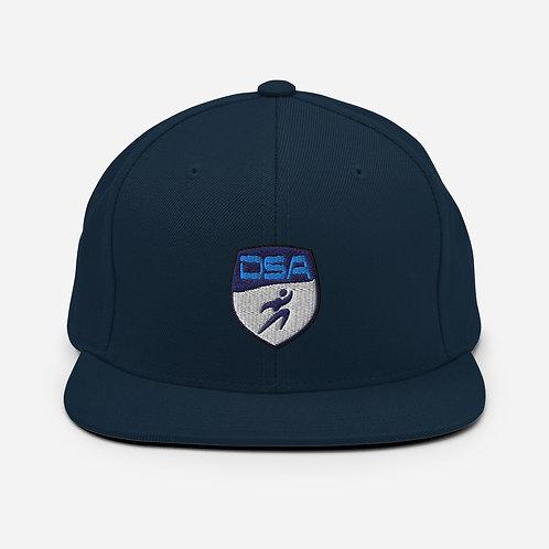 DSA Now Snapback Hat