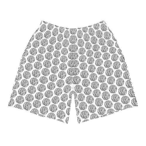 shorts - mönstrad