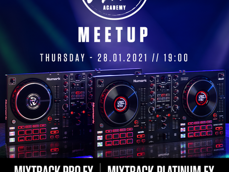 The Numark Mix Academy Meetup
