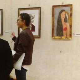Exposición Julio Mario Santo Domingo