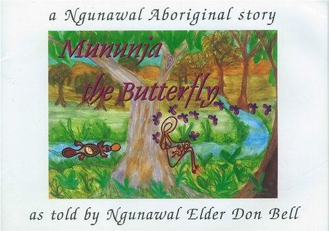 Mununja the Butterfly