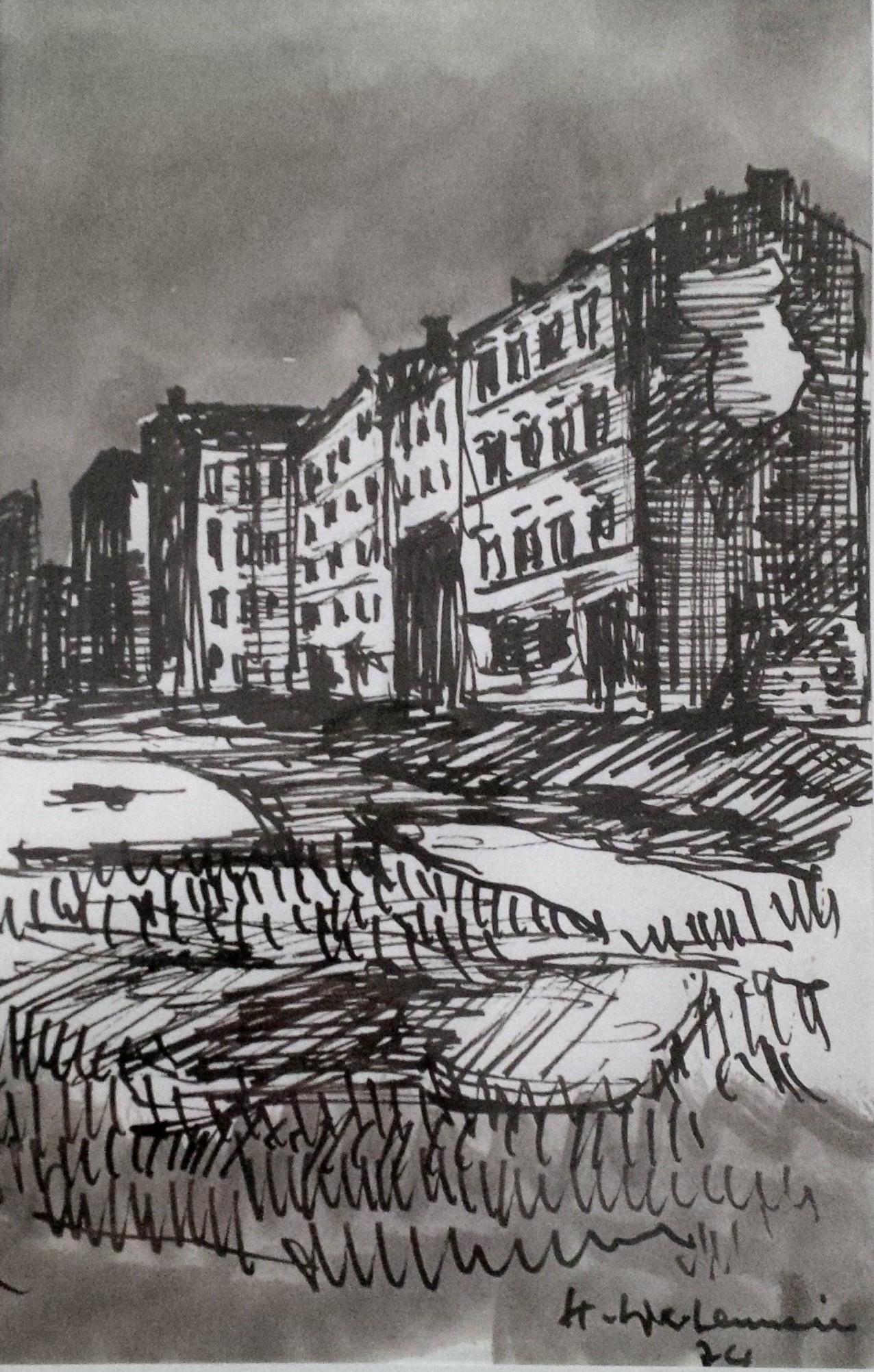 Federzeichnung (1974)