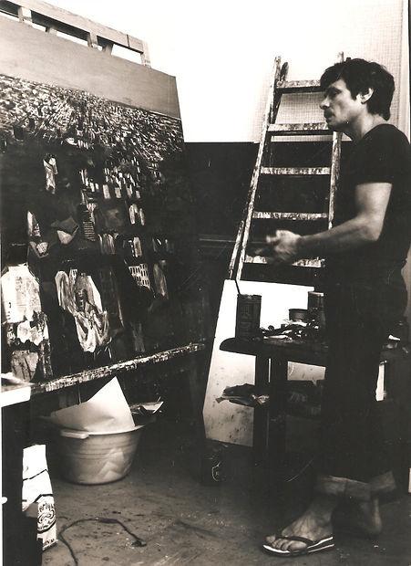 Herbert Weitemeier, Berliner Maler