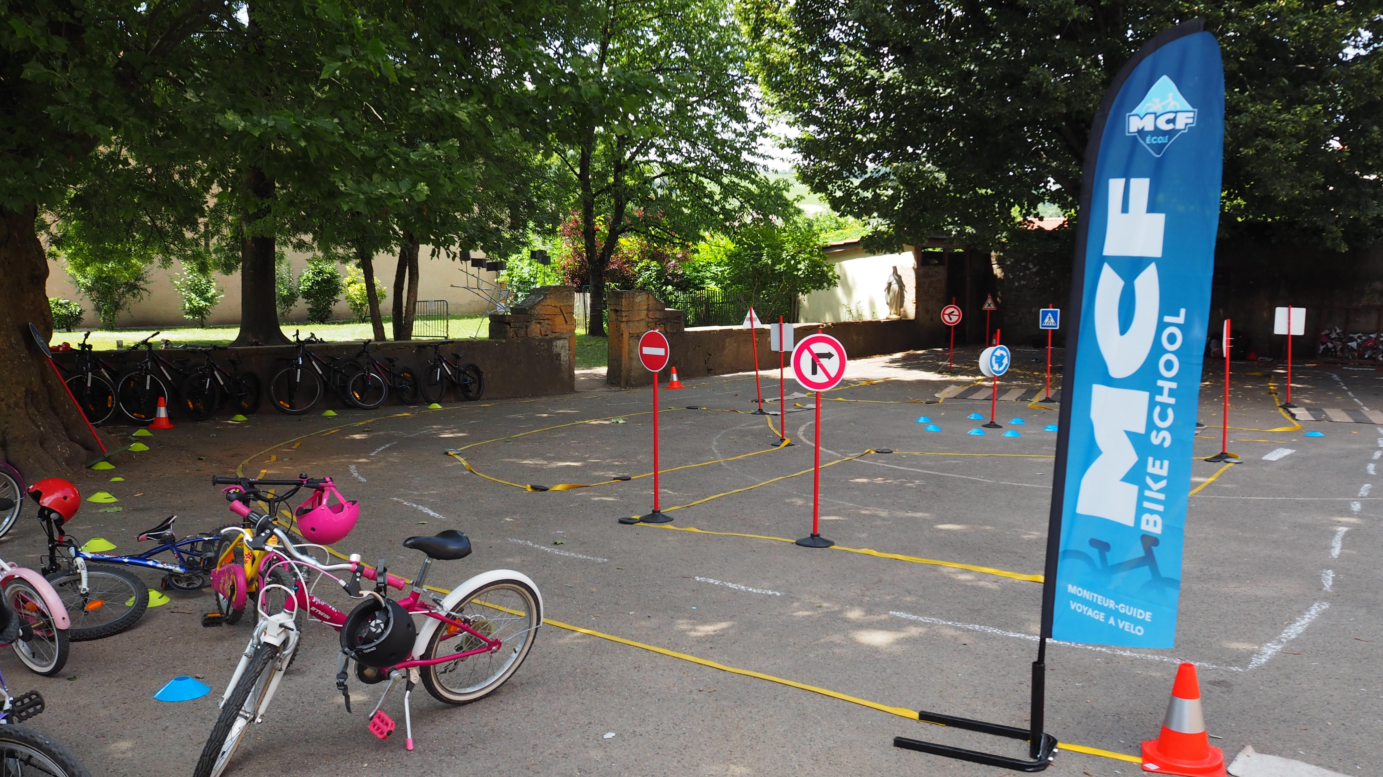 Parcours Routier