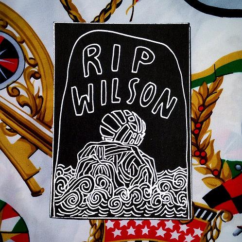 RIP Wilson
