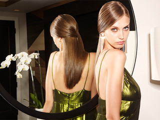 Marula How-To: Sleek Summer Strands