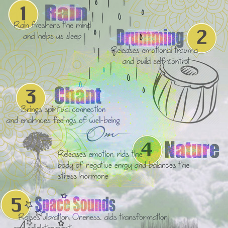 Six Sounds That Heal