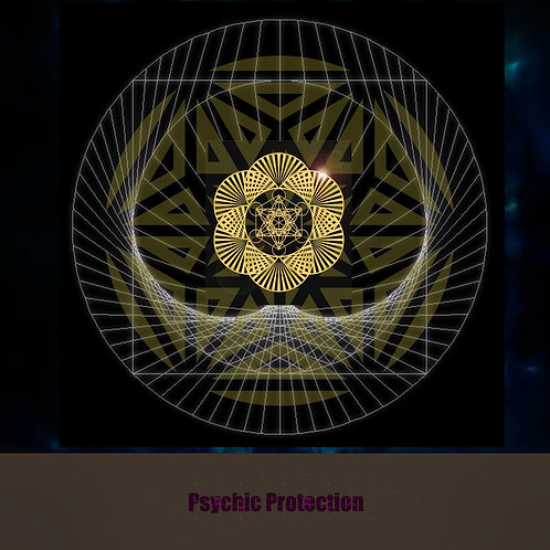 Psychic Protection Shield | Gentle Gong Meditation | Gong Healing Music
