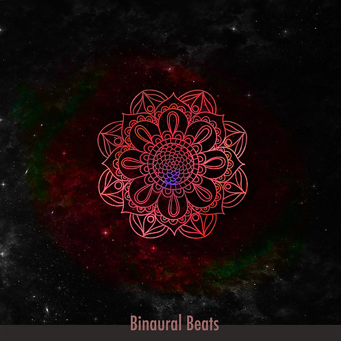 Pure Planetary Binaural Beats: Connective Transcendence