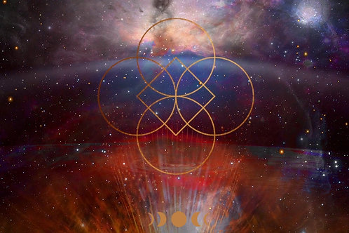 Primordial Kundalini Tones Direct From The Universe - Expand Awareness