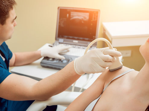 Medical Ultrasound, diagnostic ultrasound, guided injections