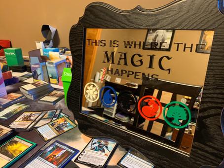 Magic the Gathering mirror