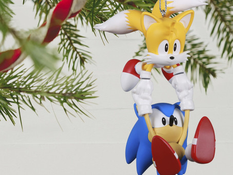 2021 gaming Hallmark Keepsake ornaments revealed