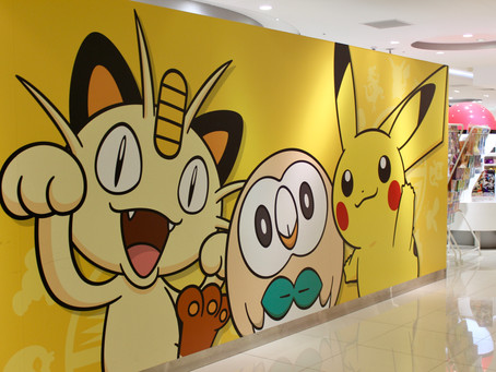 6 things I bought at the Japanese Pokémon Center