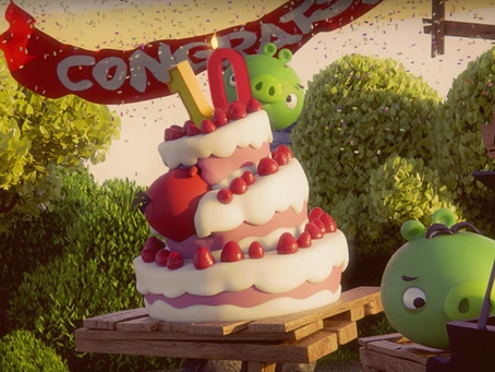 Angry Birds Celebrates 10 years of Popping Piggies & Using Anger for Good