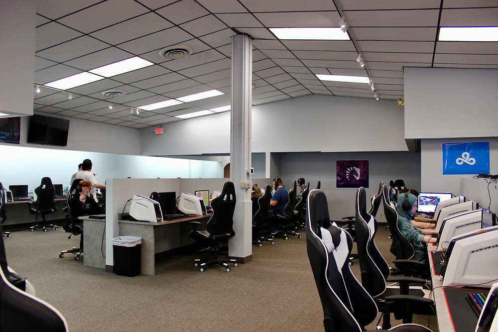 Top Level Gaming E-Sports Facility in Middleburg Heights, Ohio