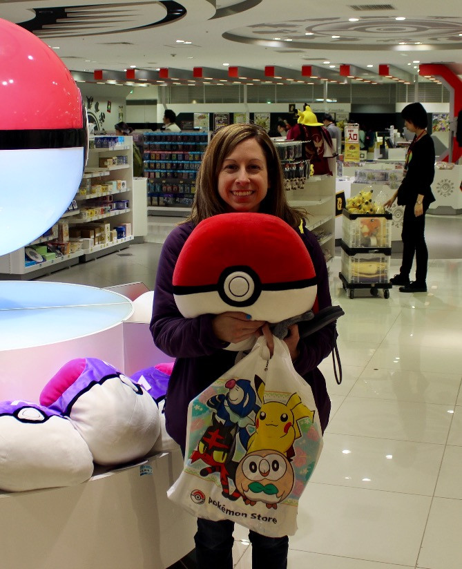 Japan Pokemon Center