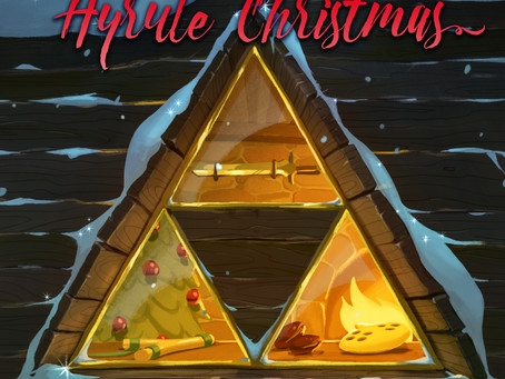 A Merry Hyrule Christmas (album) is here!
