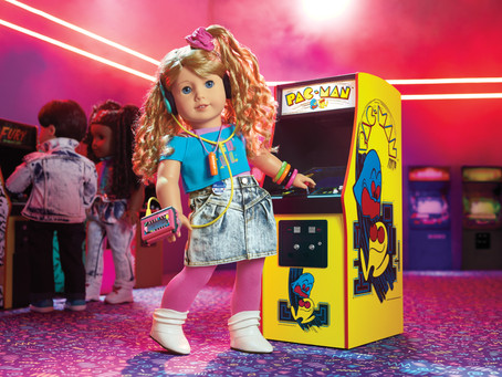 American Girl just gave us an '80s GAMER