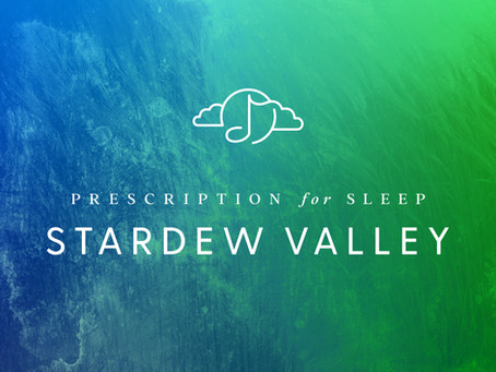 Stardew Valley sends us some sleepy time jazz music