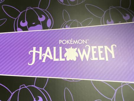 A Pokémon Center Halloween