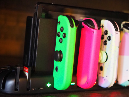 Review: Dock charging station for Nintendo Switch