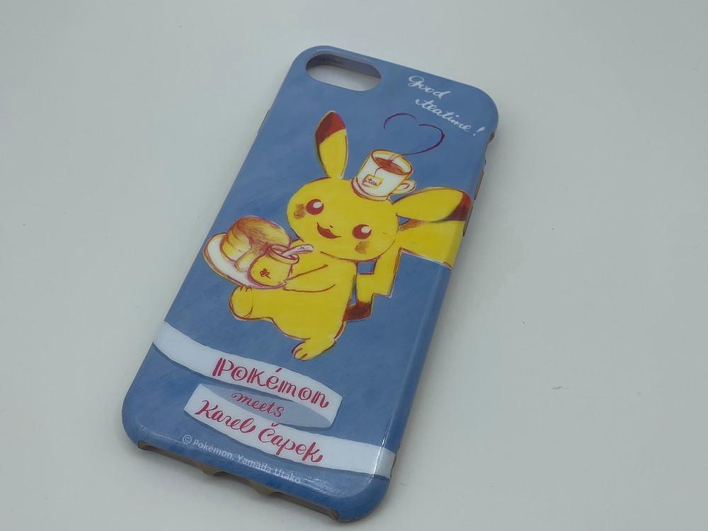 pikachu phone case from Japan Pokemon Center