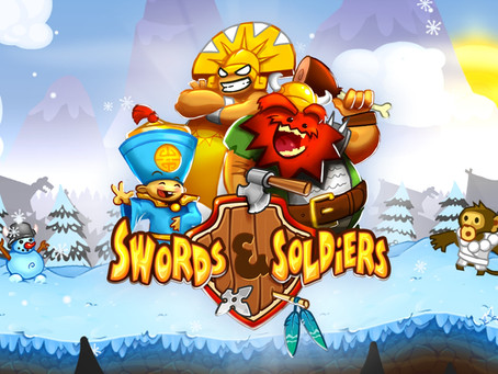 'Swords & Soldiers' on Nintendo Switch is a goofy good time: Review