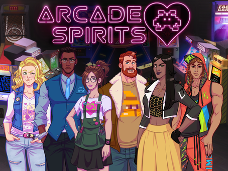 'Arcade Spirits' on Steam is an enjoyable visual novel that takes your worries away: Review