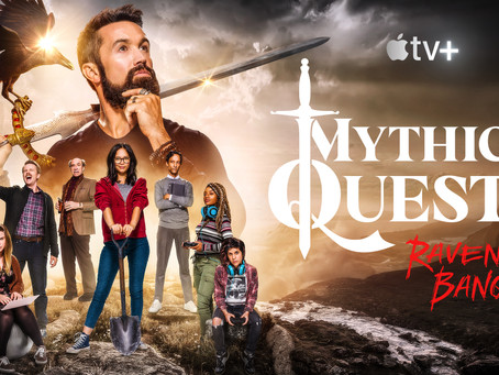 Watch This: Mythic Quest on Apple TV Plus