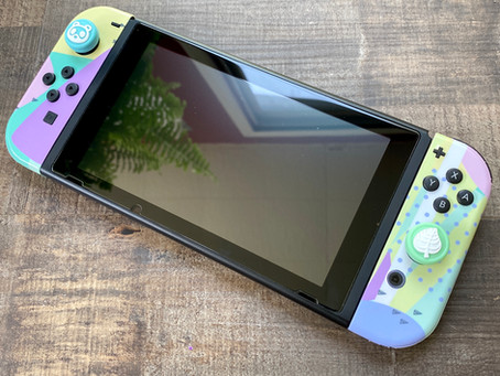 Sprucing up my Switch - Spring 2020