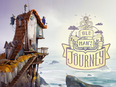 'Old Man's Journey' on Nintendo Switch is a visually powerful story: Review