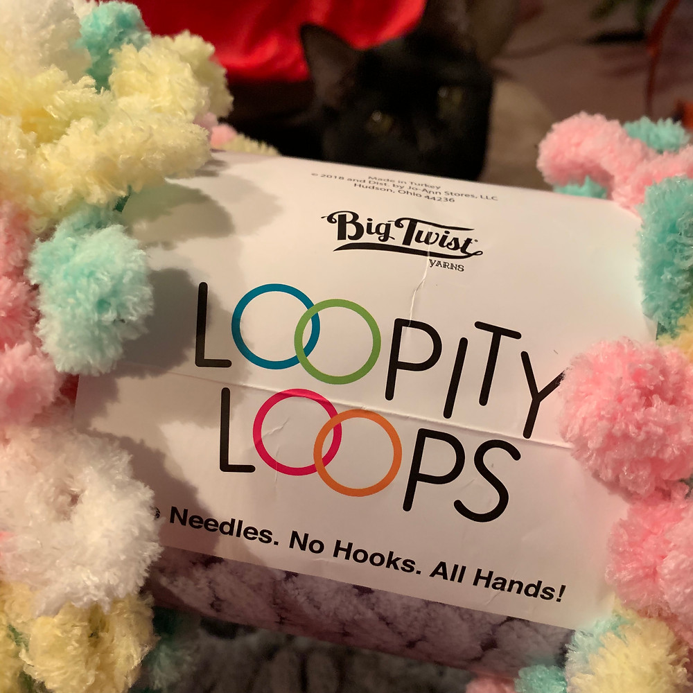 Loopity Loops yarn