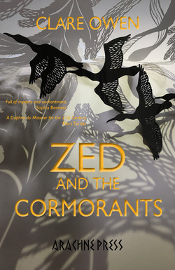 Front Cover of Zed and the Cormorants