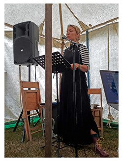 Telltales at Port Eliot Festival