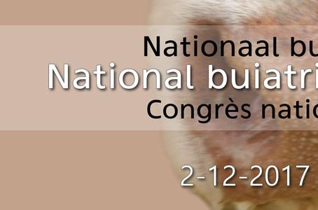 Congrès national de Buiatrie 2017