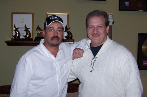 Mike & John Elefante 2012