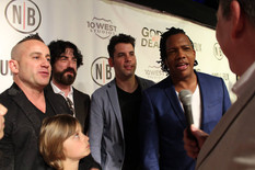 Mike interviews The Newsboys