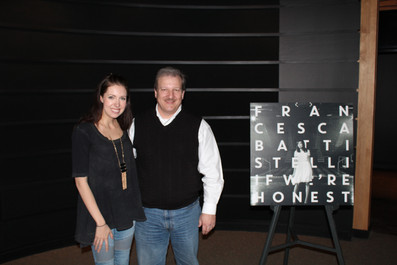 Mike & Francesca Battistelli