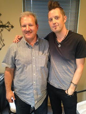 Mike & Lincoln Brewster