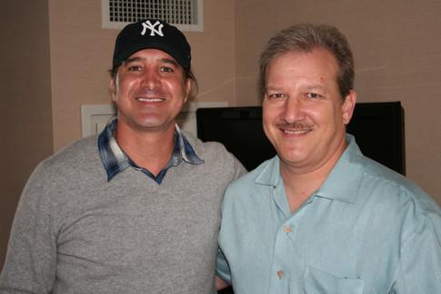 Scott Stapp & Mike Becht