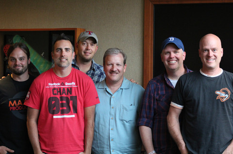 Mike with MercyMe