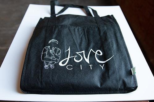 LOVE CITY TOTE BAG