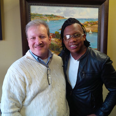 Mike & Michael Tait of Newsboys