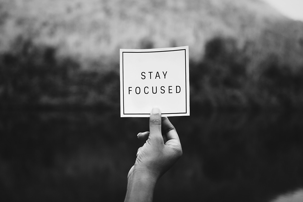 Stay focused - MCT Consulting  & Training