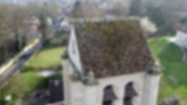 Eglise de Vauréal (Val d'Oise)