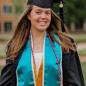 Kelly DeVries Graduation