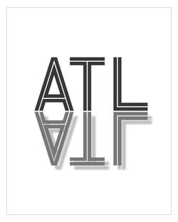 ATL in b&w
